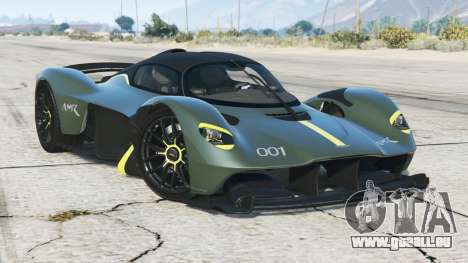 Aston Martin Valkyrie AMR Track〡add-on