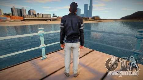 Ezequiel Marcelo Garay pour GTA San Andreas
