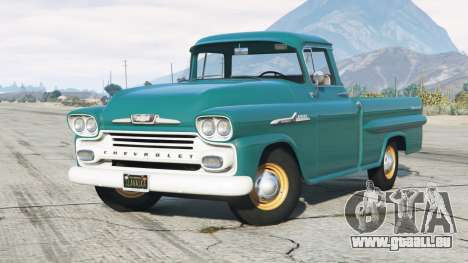 Chevrolet Apache 31 Fleetside 1958〡add-on v1.1
