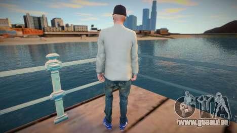 Yanix Nike style pour GTA San Andreas