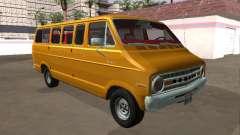 Dodge Sportsman B200 1972 Bus v2