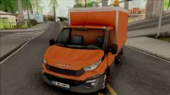 Iveco Daily Interventii STB