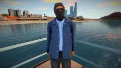 Fbi-Agent in einer Maske für GTA San Andreas