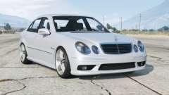 Mercedes-Benz E 55 AMG (W211) 2002 v2.0 pour GTA 5