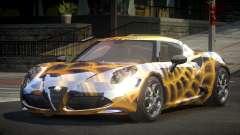 Alfa Romeo PSI 4C S10