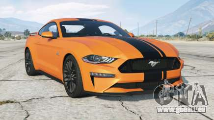 Ford Mustang GT Fastback 2018〡add-on v1.7b für GTA 5