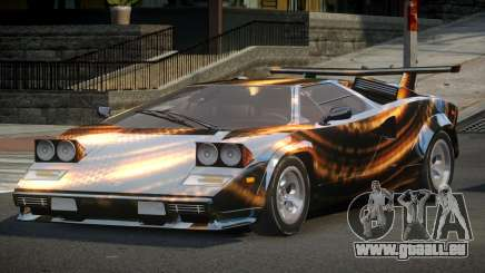 Lamborghini Countach U-Style S6 pour GTA 4