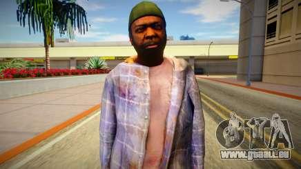 Homme sans-abri de GTA 5 v2 pour GTA San Andreas