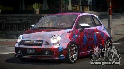 Fiat Abarth U-Style S1 pour GTA 4