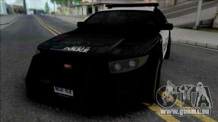 Vapid Torrence Police Los Santos für GTA San Andreas