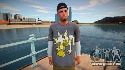 Improved Wmybmx pour GTA San Andreas