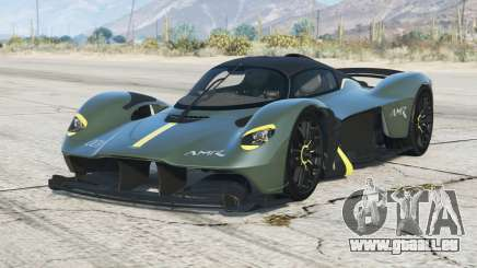 Aston Martin Valkyrie AMR Track Performance Pack〡add-on pour GTA 5