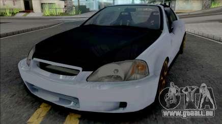 Honda Civic Del Sol Street Racer für GTA San Andreas