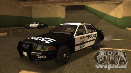 Ford Crown Victoria - Police (NFS Most Wanted) für GTA San Andreas
