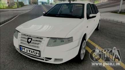 Ikco Samand Soren Limousine für GTA San Andreas