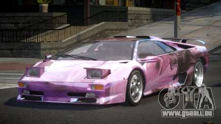 Lamborghini Diablo SP-U S8 pour GTA 4