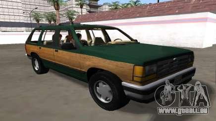 Ford Explorer 1994 Woodside pour GTA San Andreas