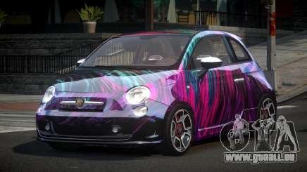 Fiat Abarth U-Style S5 pour GTA 4
