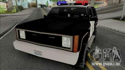 Police Ranger SAHP pour GTA San Andreas