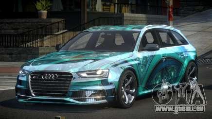 Audi B9 RS4 S3 für GTA 4