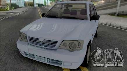 Saipa 111 SE für GTA San Andreas