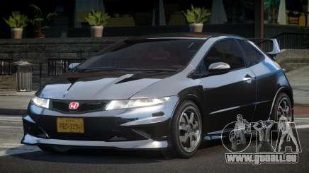 Honda Civic PSI-U pour GTA 4
