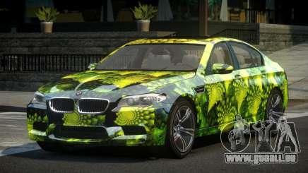 BMW M5 F10 US L3 pour GTA 4