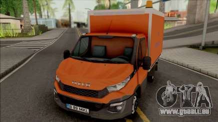 Iveco Daily Interventii STB pour GTA San Andreas