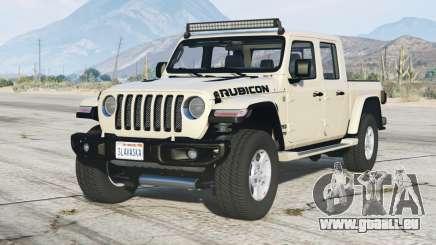 Jeep Gladiator Rubicon (JT) 2020〡add-on v1.1 pour GTA 5