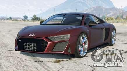 Audi R8 V10 2019 〡add-on v1.2 pour GTA 5