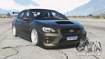 Subaru WRX STI 2015〡add-on pour GTA 5