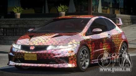 Honda Civic PSI-U L4 pour GTA 4