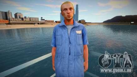 Improved Dwayne pour GTA San Andreas