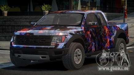 Ford F150 SP-U S2 pour GTA 4
