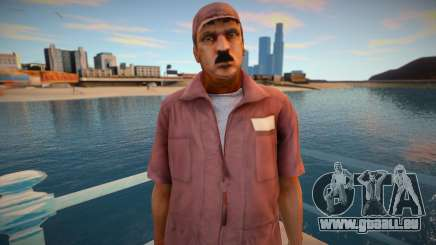 New Janitor pour GTA San Andreas