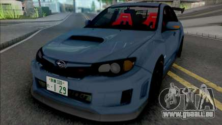 Subaru Impreza WRX STi [IVF] pour GTA San Andreas