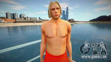 Beach guy wmylg für GTA San Andreas