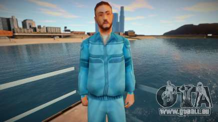 New omyst skin pour GTA San Andreas