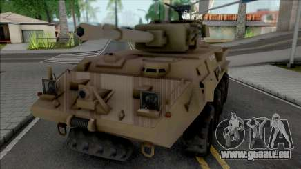 HVY Defender [SA Style] für GTA San Andreas