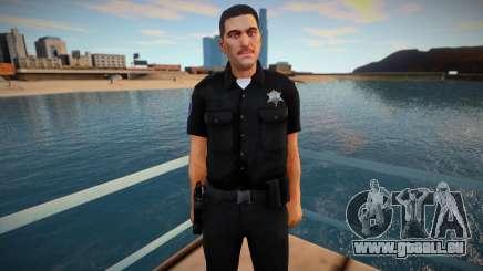 Nouveau flic San Fierro pour GTA San Andreas