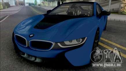 BMW i8 Coupe [HQ] für GTA San Andreas