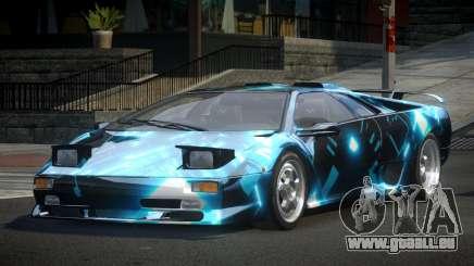 Lamborghini Diablo SP-U S4 pour GTA 4
