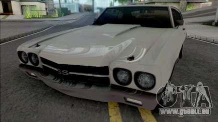 Chevrolet Chevelle SS 1970 [HQ] für GTA San Andreas