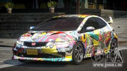 Honda Civic PSI-U L5 pour GTA 4