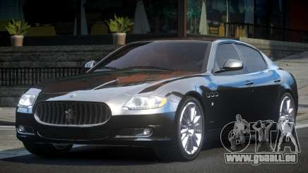 Maserati Quattroporte GS V1.0 pour GTA 4