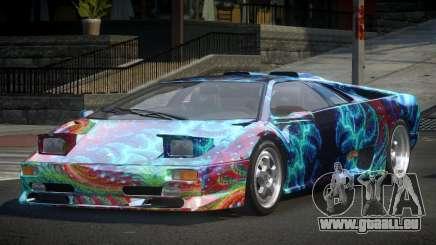 Lamborghini Diablo SP-U S1 pour GTA 4