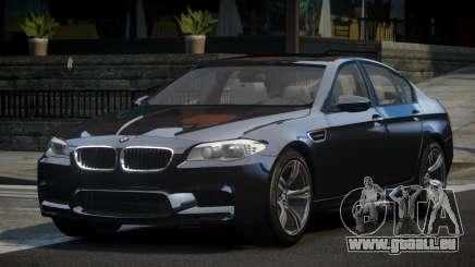 BMW M5 F10 US pour GTA 4