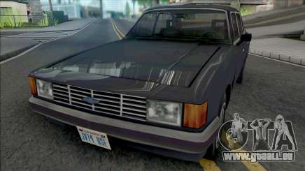 Chevrolet Opala 1983 [Improved] pour GTA San Andreas