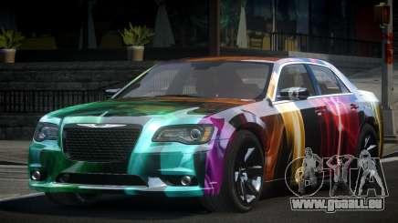Chrysler 300C SP-R S9 für GTA 4