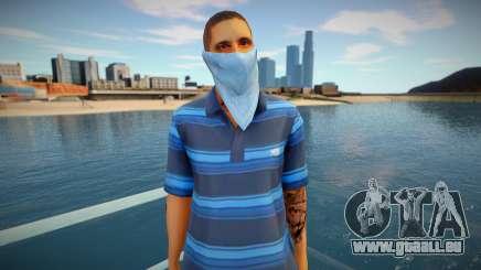 Aztèque 3 de GTA 5 pour GTA San Andreas